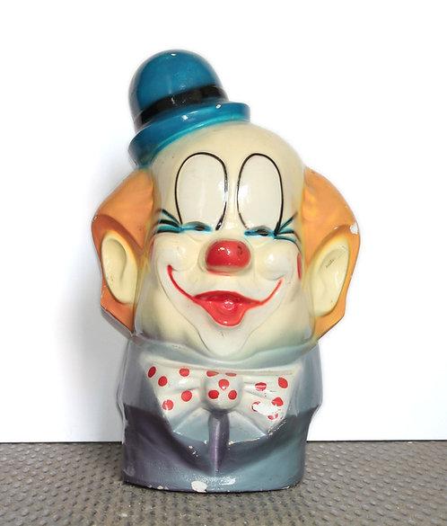 Fiberglass Clown Head