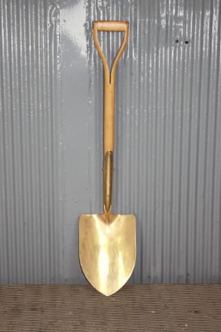 Gold Shovel Oversized