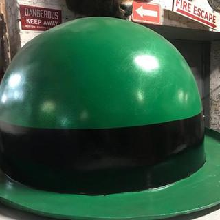 St, Patrick's day hat Oversized