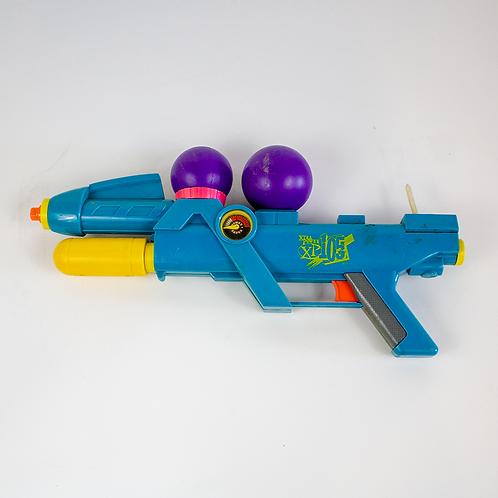 Blue Children's Water Gun