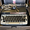 Thumbnail: Grey Smith Corona Typewriter Electra 220