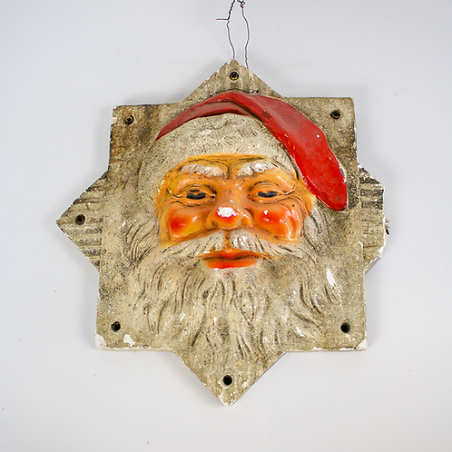 Santa Claus Star Hanging Decoration