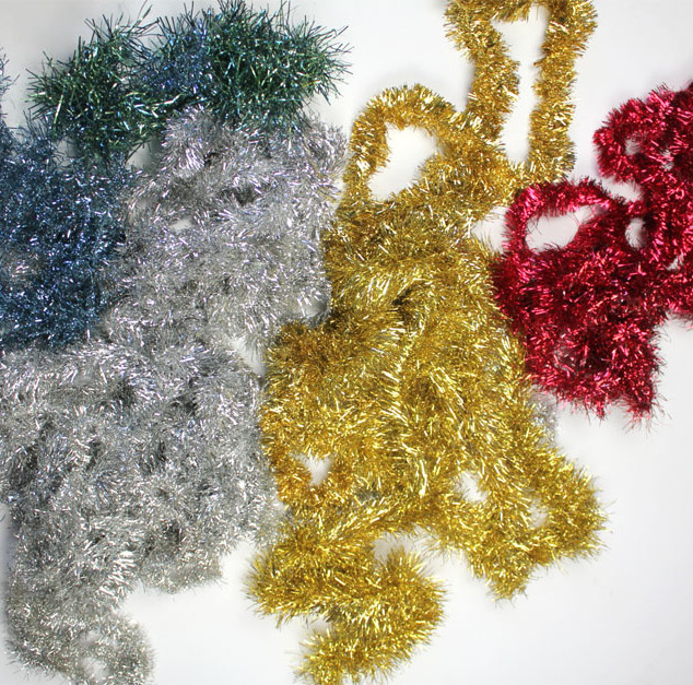 Garland, Tinsel