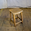 Thumbnail: Rustic Wooden Stool