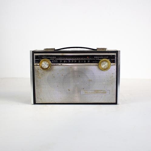Standard Broadcast Portable Radio