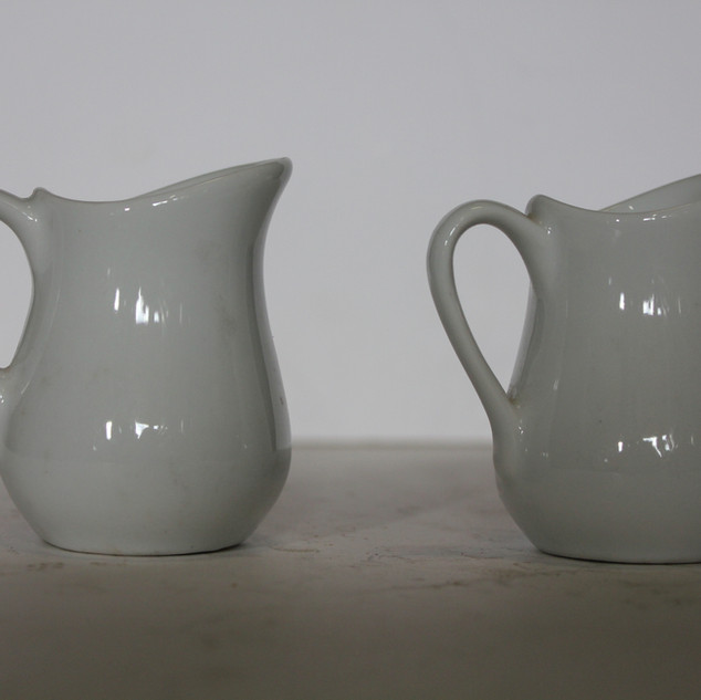 White water pitcher