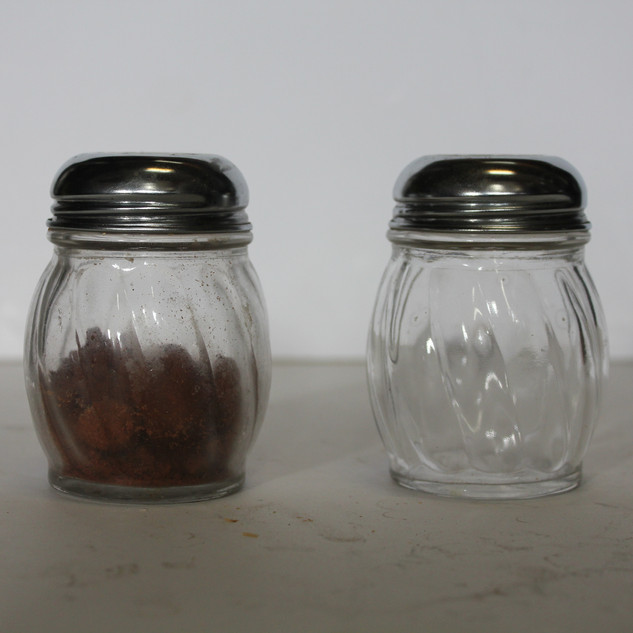 Spice shakers