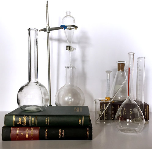 Lab Equipment, Beaker Clamp Stand