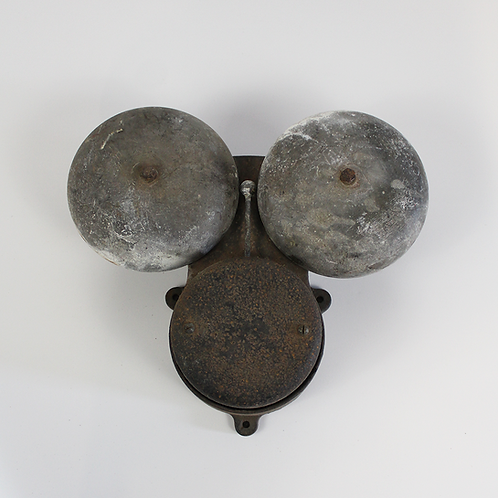 Double Head Wall Bell