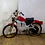 Thumbnail: Red Motorcycle-Look Bicycle