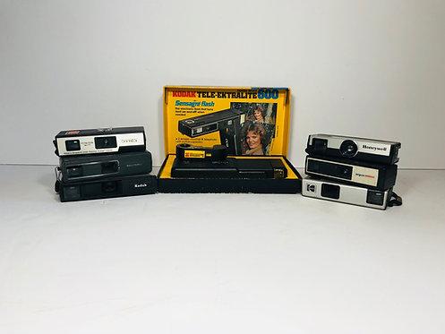 110 Format Pocket Cameras