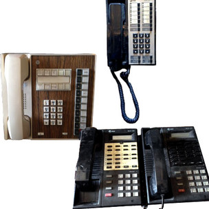 modern office phones