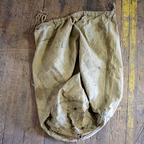 Holey Drawstring Sack