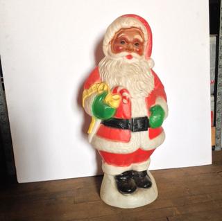 Santa Lawn Ornament