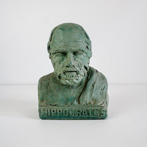 Hippocrates Bust