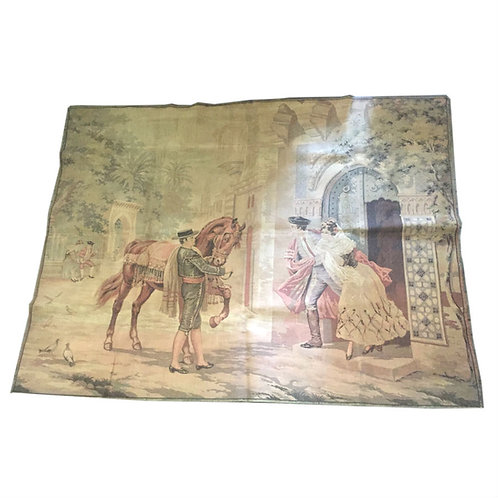 #2 Spanish Tapestry