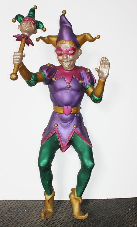 Jester Statue