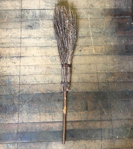 Twig Hand Broom