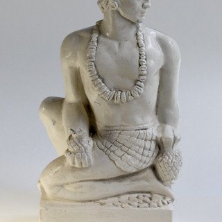 Tiki Man Statue