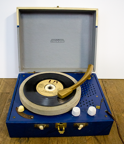 Blue Mitchell Record Player
