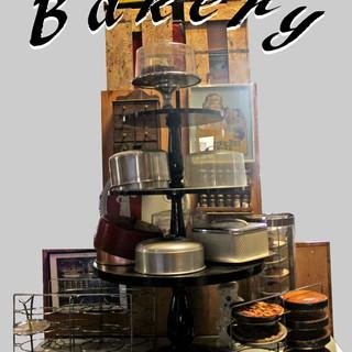 bakery display items