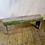 Thumbnail: Rustic 4ft Green Grey Bench