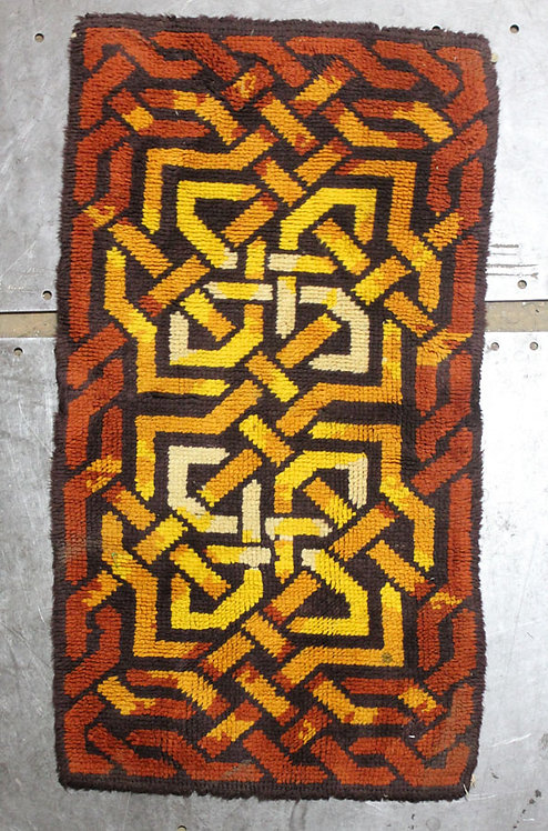 #19 Celtic Knot Rug