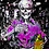 Thumbnail: Name Your Poison Psychedelic Skeleton Poster