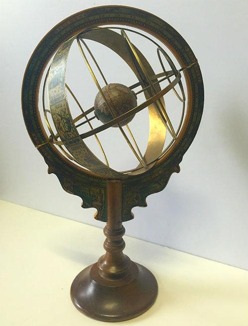 Armillary Sphere Desk Globe