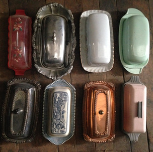 covered butter dishes