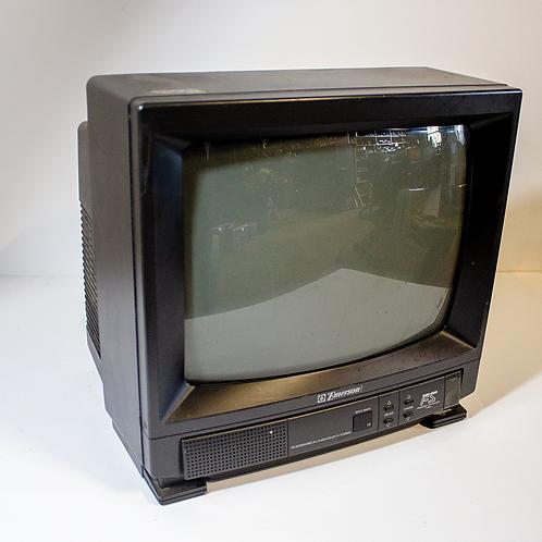 Black Emerson TV