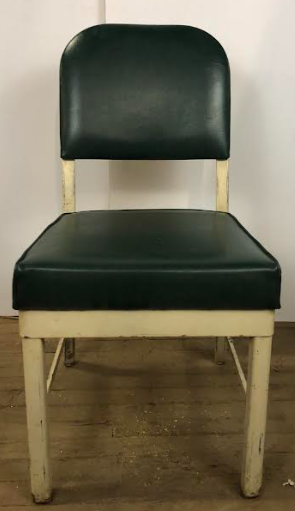 Soft Seat Green Office Chair Steelcase
