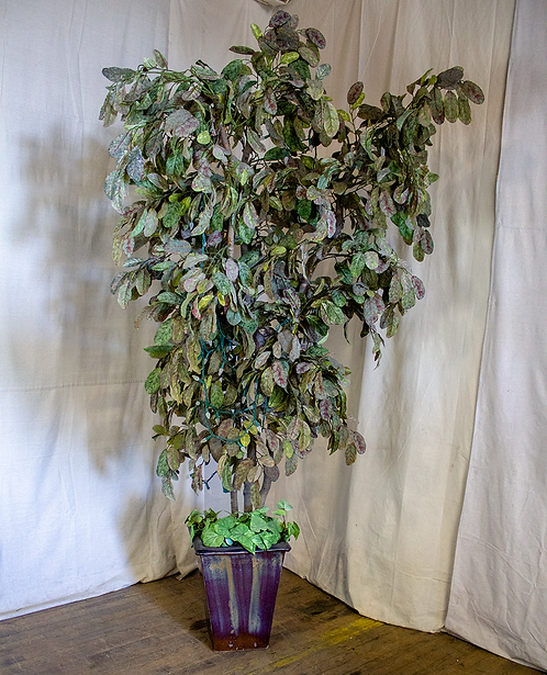 Potted 8ft Artificial Tree