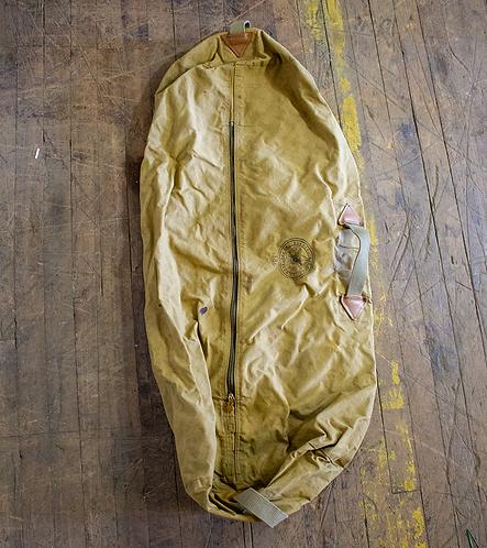 Tan Boy Scout Duffle Bag