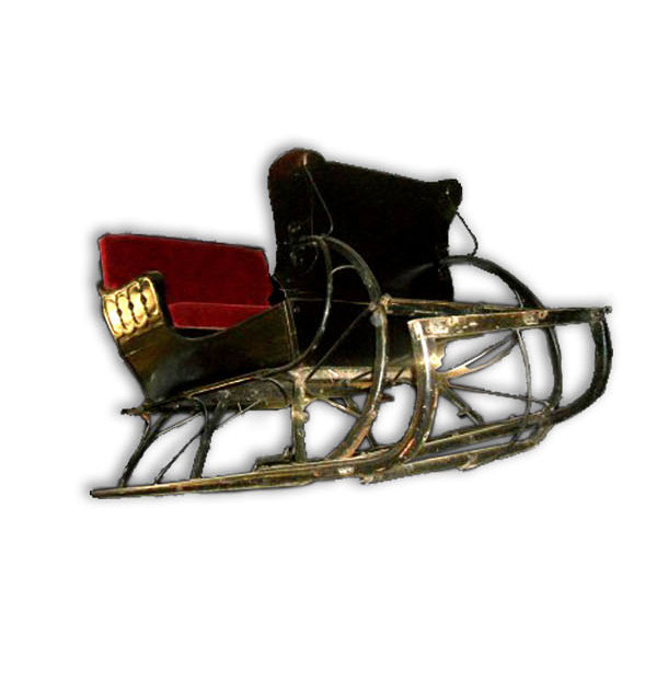 Full Size Christmas Sleigh