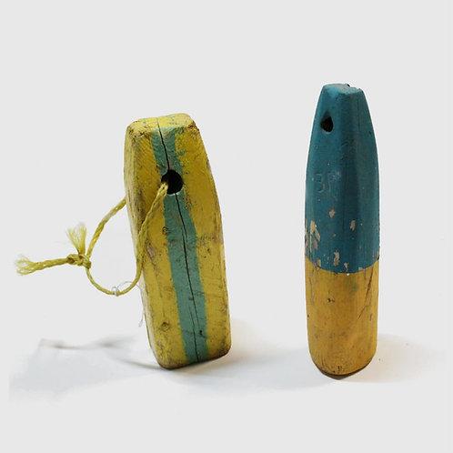 Wooden Buoys