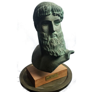 Head of Poseidon