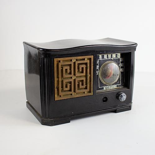 Westinghouse Radio Late 1940s