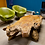 Thumbnail: Large Wood Log Coffee Table