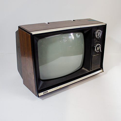 Sears Wood Paneled TV