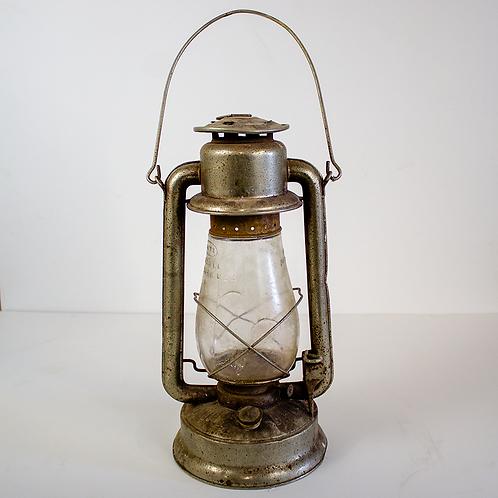 Silver Winged Oil Lantern