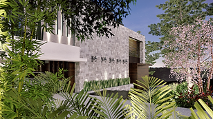Casa no Condomínio Fazenda Serra Azul 2 – Residência Lescura – 650 m²