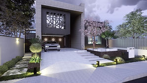 Casa no Condomínio Tamboré Bauru – Residência Nishiyama – 550 m²