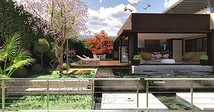 Casa no Condomínio Fazenda Serra Azul 1 – Residência Antonio Lino – 670 m²