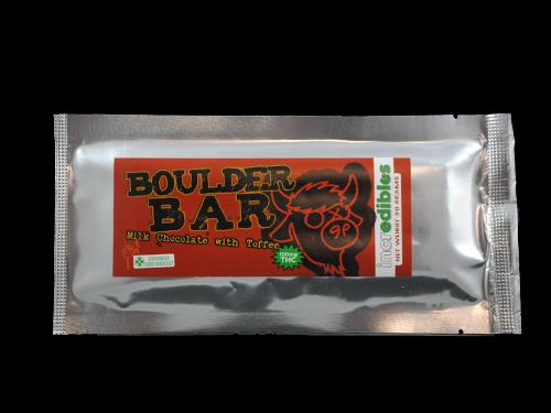 Boulder Bar |  100mg THC