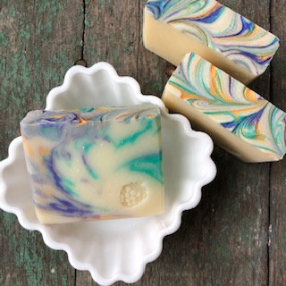 Lavender & Cedar Silk Soap