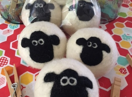 5 Reasons to Switch to Wool Dryer Balls