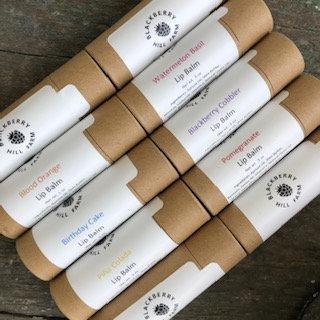 Natural Lip Balm - Eco Friendly XL