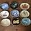 Thumbnail: Ceramic Soap Dish - Handmade Locally - Assorted Styles