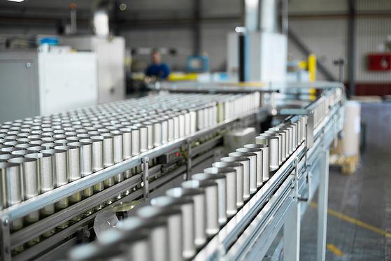 Conveyor cans